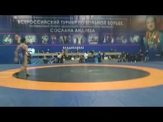 Андриевский финал до 61 кг