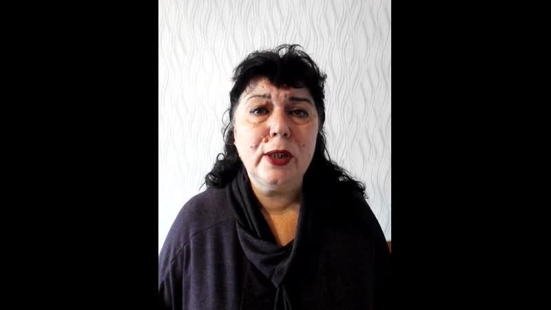 Мишанина Ирина пгт Балашейка, районный конкурс чтецов