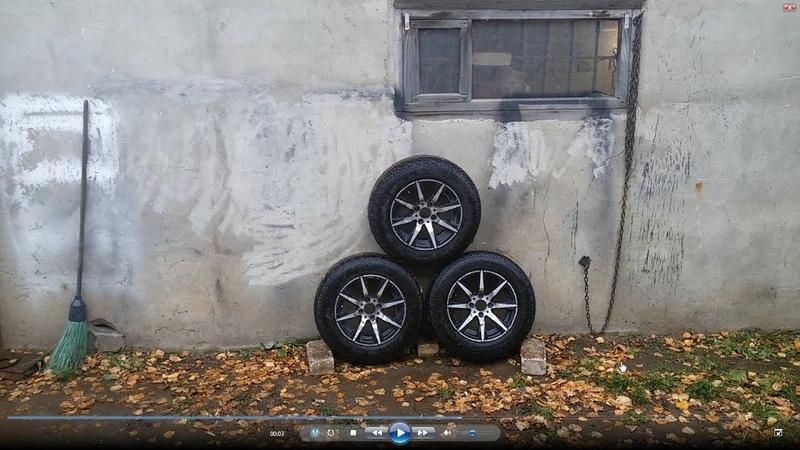 Что можно сделать из бэушных колёс? What can be made of old wheels?