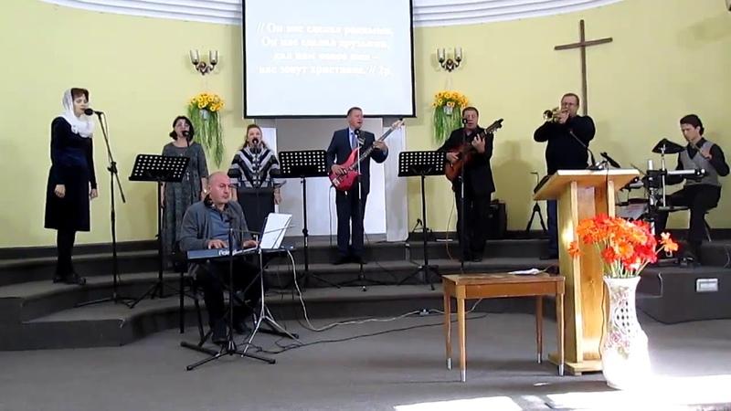 13 10 2019 г церковь Антиохия г Чита