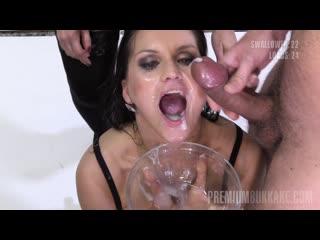 Barbara Bieber - Premium Bukkake camera 2 / 2020 Blowjob, Cumshots, Facials минет сперма накончали в рот секси жгучей брюнеточке