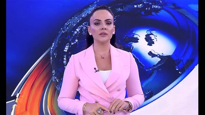 Buket Aydınla Kanal D Haber - 08.11.2019 -02