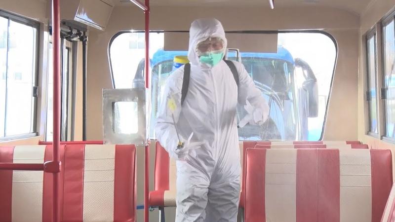 北朝鮮、消毒作業徹底 輸入物資も10日間隔離