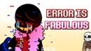 Error!Sans is Fabulous Animation ( ͡° ͜ʖ ͡°)