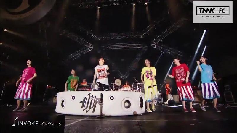 Feat ももいろクローバーZ INVOKE インヴォーク INAZUMA ROCK FES 2016