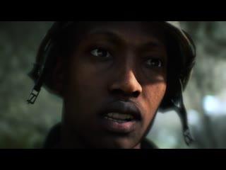 Battlefield V  В джунгли | Обзорный трейлер