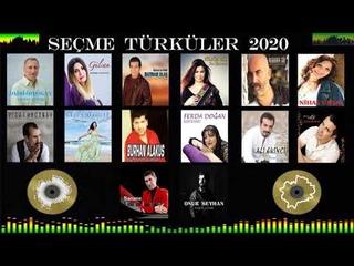 Karışık Yep Yeni Damar Türküler 2020 Yeni Çıktı!! / Full Karışık En Güzel Seçme Halk Müziği Türküler