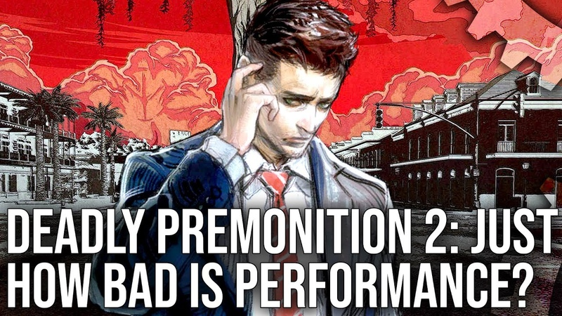 Deadly Premonition 2 on Switch Just How Bad Is Performance