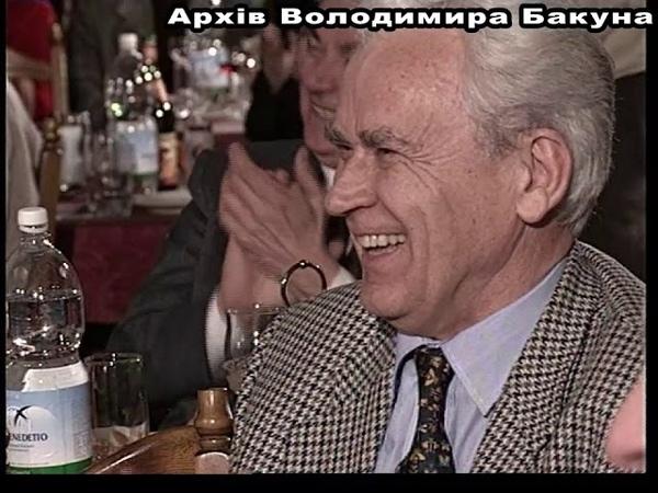 Программа Ильи Ноябрёва «Я памятник себе», ~1997-98 год