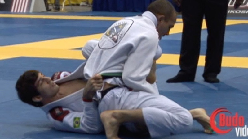Lucas Lepri VS Julio Dulon Neto Pan Championship 2011