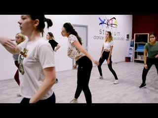 Открыт набор в группу по танцам