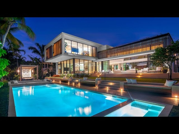 $16.9 Million Mansion in Miami Beach I 1635 W 22nd Street Listed by Nelson Gonzalez