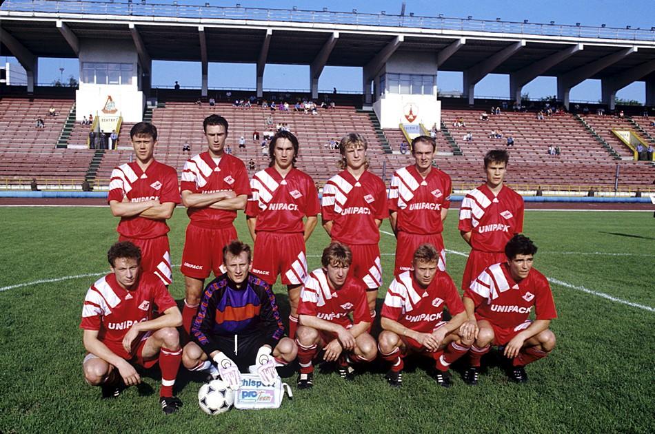"""ФК """"Спартак"""" Москва 1993"""