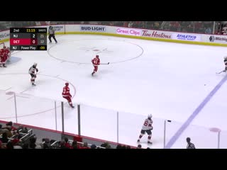NHL Highlights _ Devils vs. Red Wings  Feb. 25, 2020