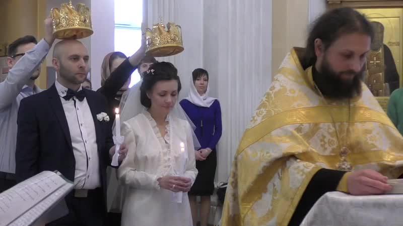 Венчание Храм ''Неопалимая купина ''