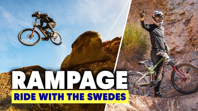Emil Johansson Heads To Red Bull Rampage For The First Time Ride With The Swedes S2E5