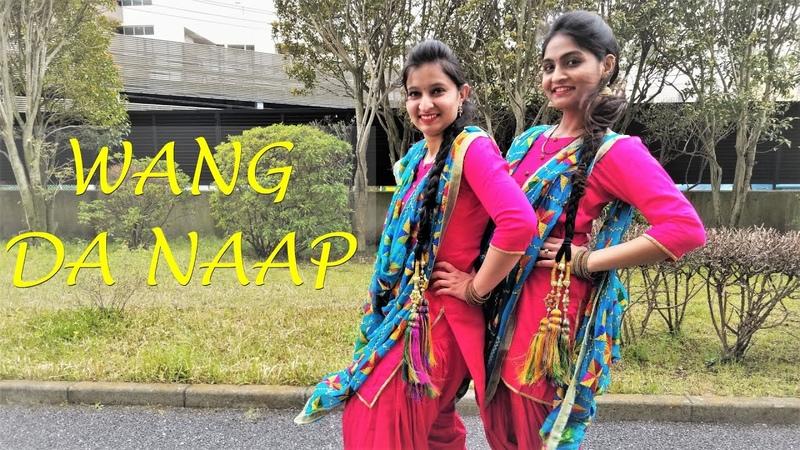 WANG DA NAAP Baisakhi special Ammy Virk Punjabi folk dance Mayukas Choreography