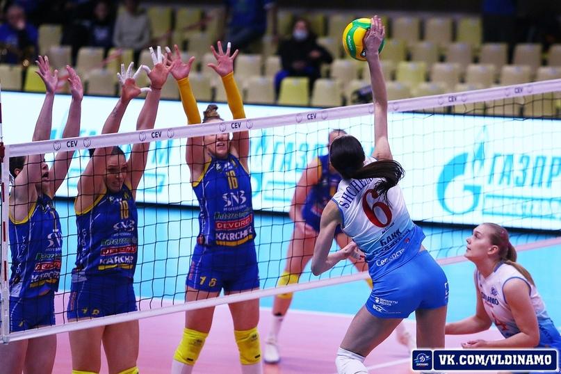 Фото от ВК Динамо Москва