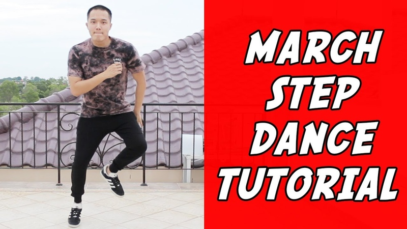How to March Step I Dance Toprock Tutorial