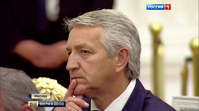 Вести в 20:00 • Пенсии, капремонт и закон Яровой: президент встретился с активом Единой России