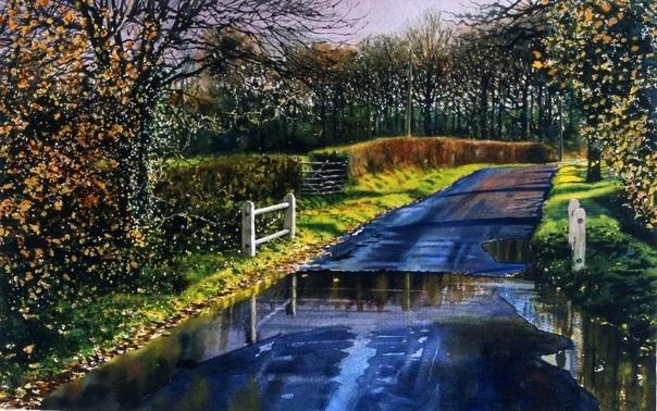 Джо Фрэнсис Дауден - английский художник  акварелист.