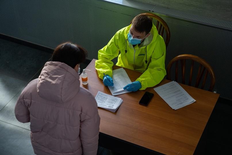 В Ухте продолжают работу контрольные пункты, изображение №7