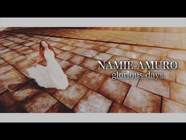 25th Anniversary History Movie Japanese ver NAMIE AMURO ~glorious days~