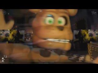 [Sparta remix] Ultimate custom night - Sparta Pacman Base V2 Спарта ремикс фнаф