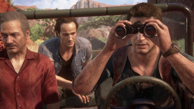 Uncharted 4:Натан Дрейк 4 глава 10«Двенадцать башен»