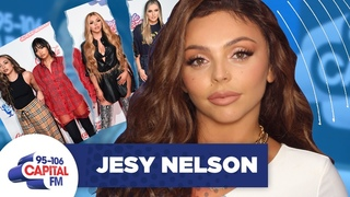 Jesy Nelson Gets Emotional Over Trolling And Leaving Little Mix  | FULL INTERVIEW | Capital