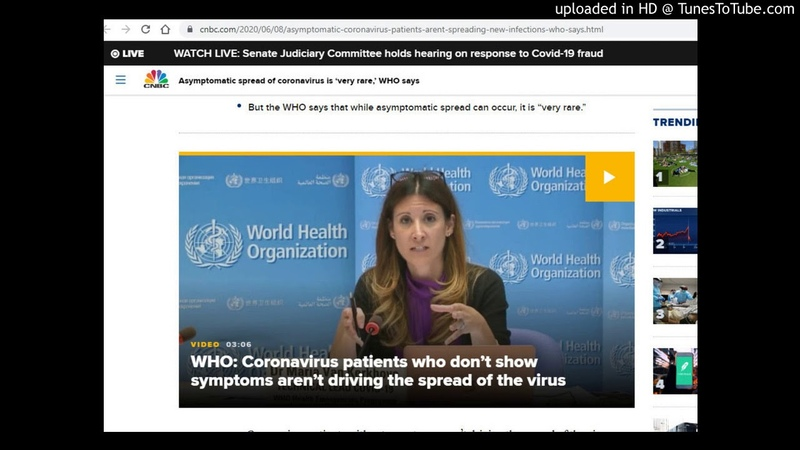 The WHO just obliterated every argument for mandatory vaccines or contact tracing