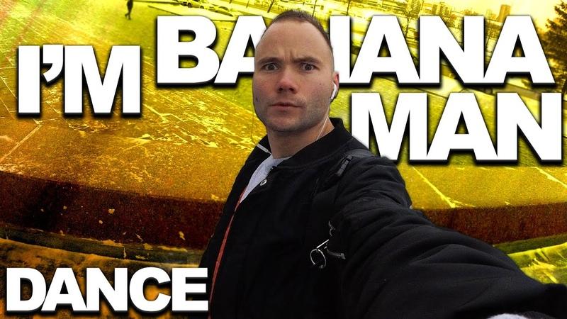 LITTLE BIG - GO BANANAS - ТАНЕЦ под ПЕСНЮ. ШАФЛ. 2019. ХИТ. БАНАНАС. DANCE
