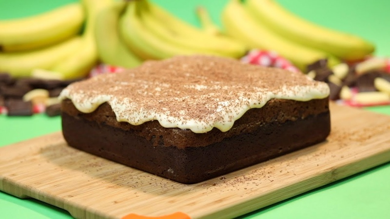 Brownie Bottom Banana Bread That Will Leave You Drooling