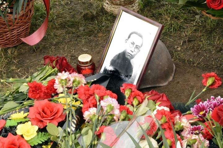 В КЧР захоронили останки солдат найденных в Урупском районе