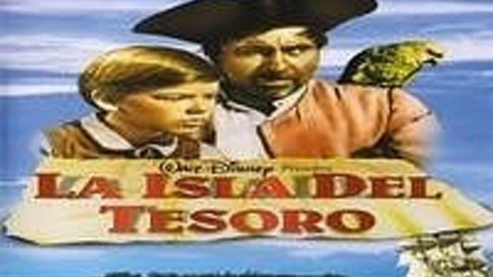 La isla del tesoro (1950) (EE)
