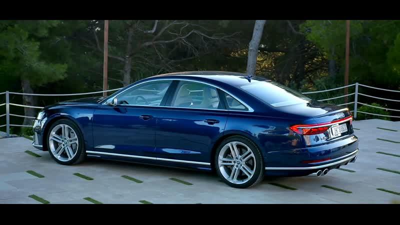 Audi S8 2020 V8 Sound Exterior Interior Extensive Overview