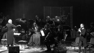 Виноградная косточка Б. Окуджава IP-Orchestra В.Погосян (дудук)