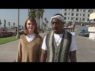 Tupac on Growing Up Poor, His Rise to Fame  His Future (1995) _ MTV News
