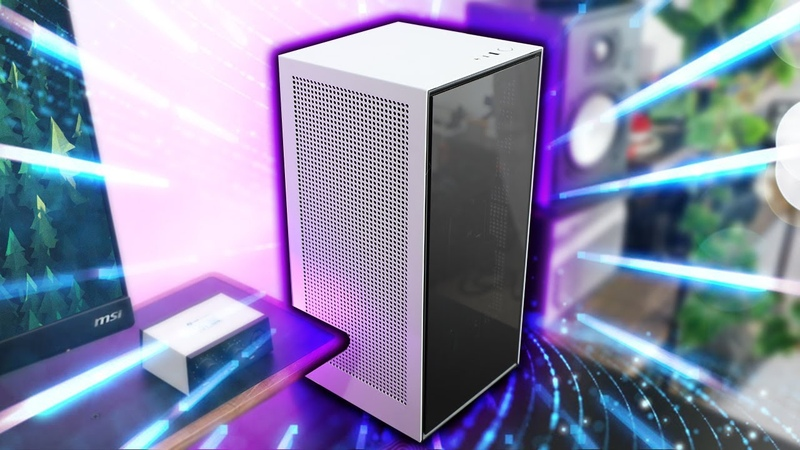 NZXT H1 Case Review Thermals