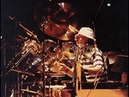 Jethro Tull Instrumental Drum Solo Live In USA 1977