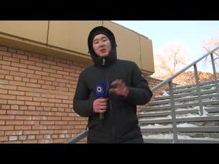Ежедневно 15-20 жителей Улан-Удэ травмируется на тротуарах