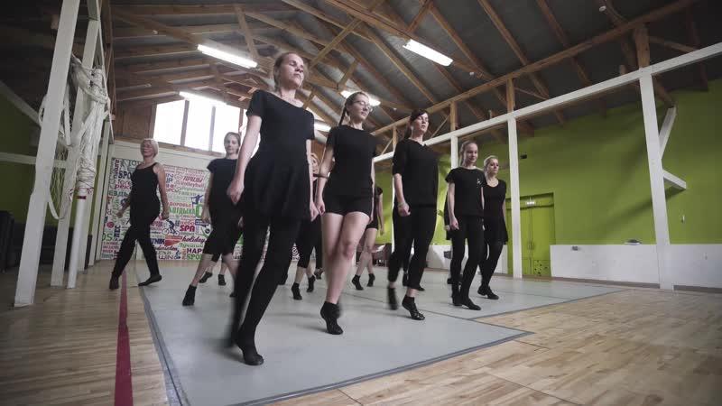 Irish Dance Camp'2019 ВОРКШОП Класс Александра Кухаренко