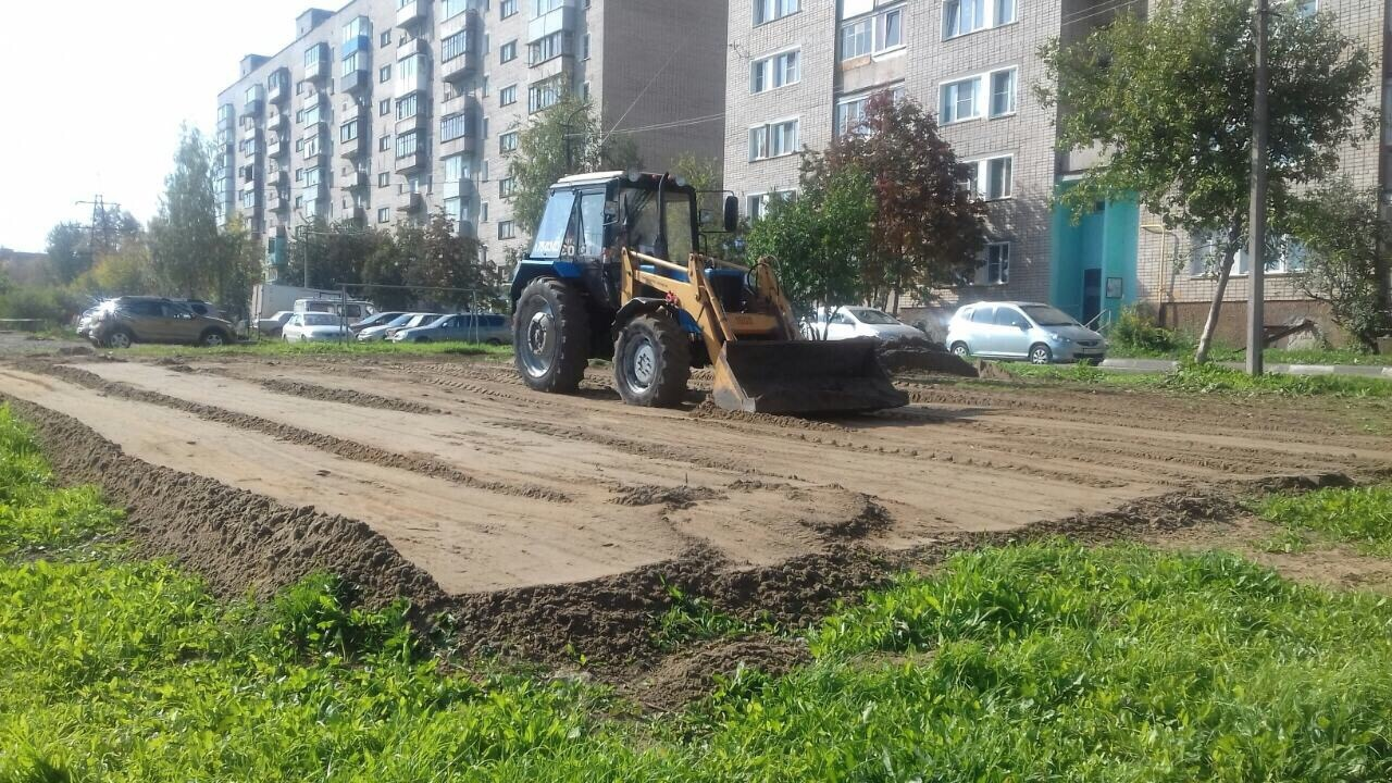 Улица Ердякова дом 16 планирование территории для