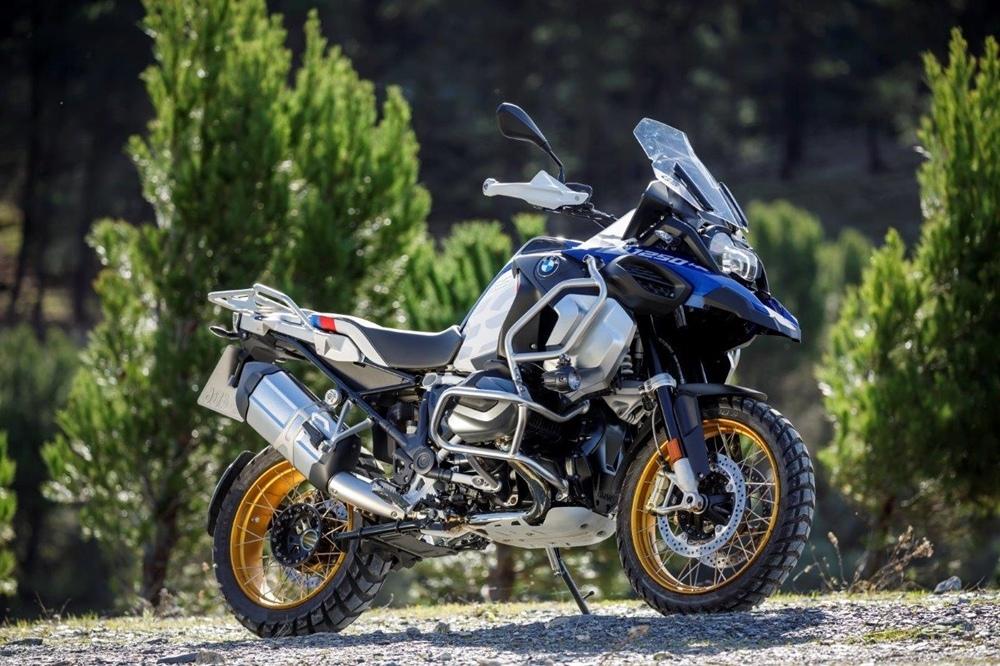 Рекордны продажи BMW Motorrad в 2019 году