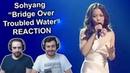 So Hyang: Bridge over troubled Water Singers Reaction