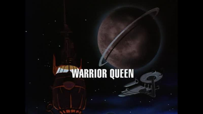 Супермен S02E24 «Королева воинов» (русские субтитры)