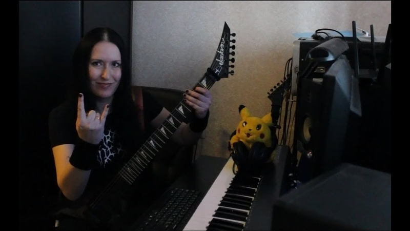 Sleepy Hollow Сонная Лощина TV Series OST Guitar Metal Cover By Elvira Alchemida
