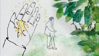 Притча о сеятеле и семенах – рассказ Муджи ~ Проиллюстрировано Мукти