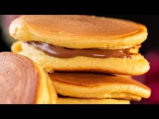 Американские блины - научитесь готовить самые пышные панкейки (Ингредиенты под видео) | Больше рецептов в группе Десертомания