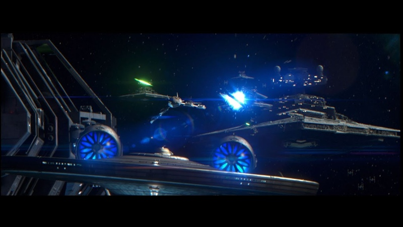 Galactic Battles - A Crossover Fan Film Featuring: Star Wars, Star Trek, Halo Mass Effect